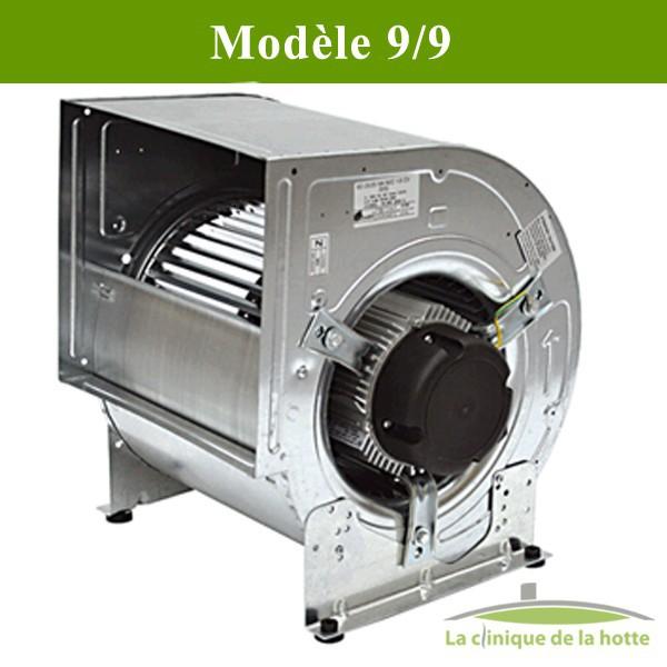 moteur ventilateur escargot mod le 9 9 la clinique de la hotte. Black Bedroom Furniture Sets. Home Design Ideas