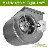Moteur ventilateur escargot Modèle DDM 9/9/4 Tight