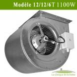 Moteur ventilateur escargot Modèle DDM 12/12/6M