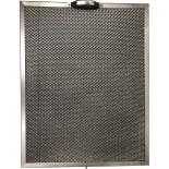 Filtre Inox pour Hotte SNAC 392x498x10 mm