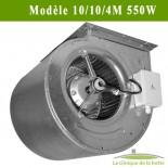 Moteur ventilateur escargot Modèle DDM 10/10/4