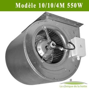Moteur ventilateur escargot Modèle DDM 10/10/4 Nicotra